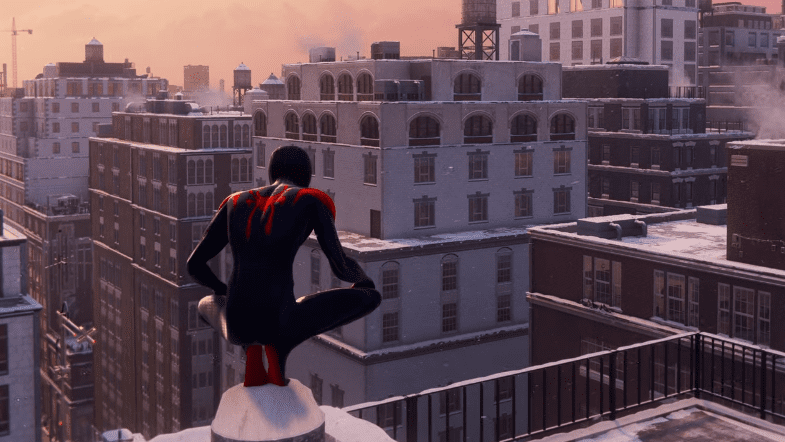 Spider-Man Miles Morales Into the Spider-Verse