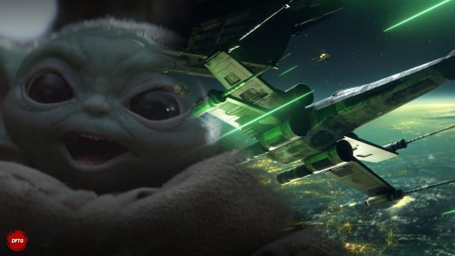 Star Wars Squadrons The Mandalorian Loot