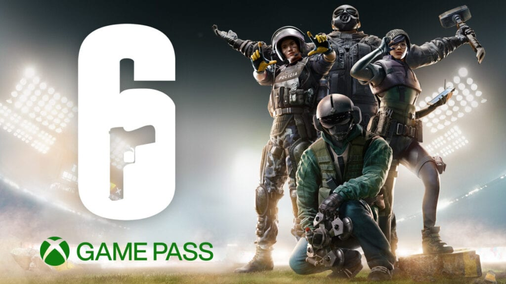 Rainbow Six Siege Xbox Game Pass