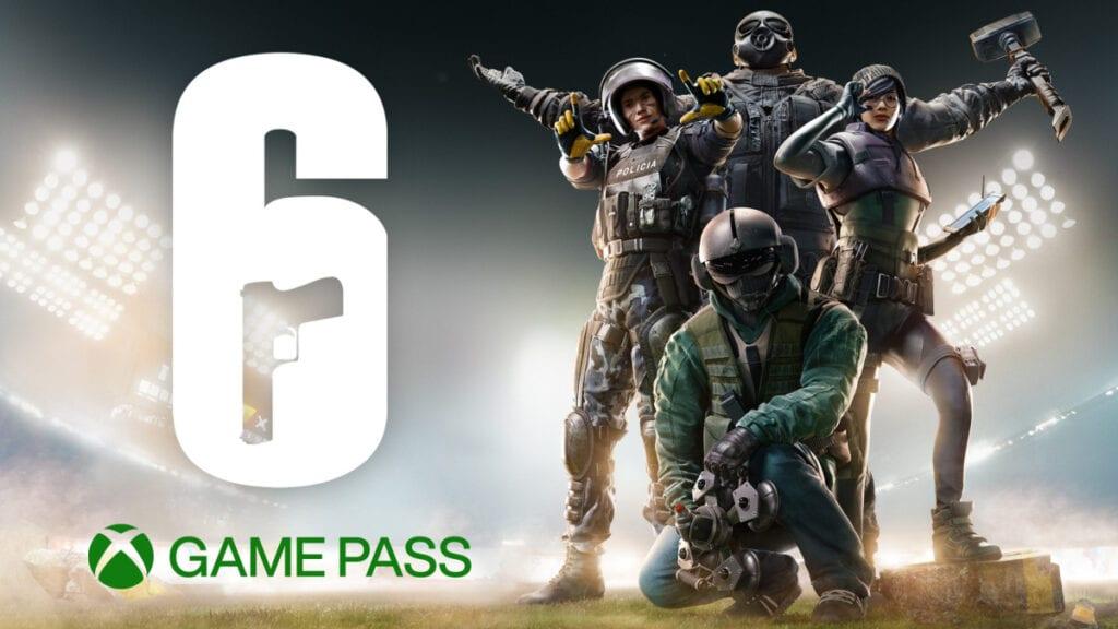 Rainbow Six Siege Xbox Game Pass