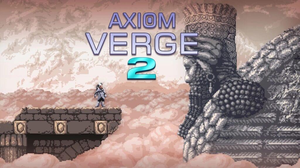Axiom Verge 2 Has Been Delayed Until 2021