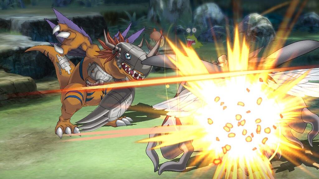 Digimon Survive MetalGreymon