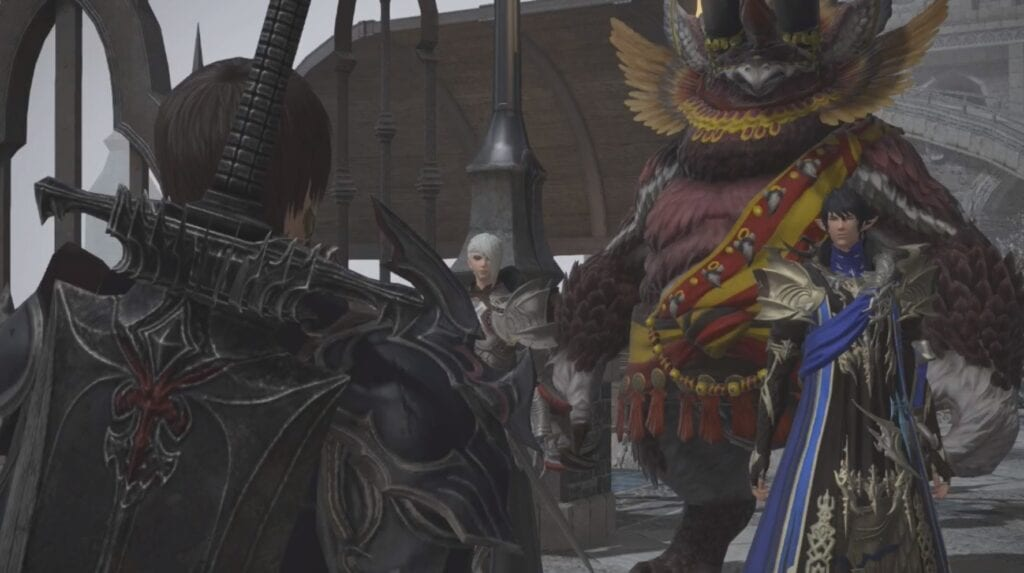 Final Fantasy XIV Announces PS5 Backward Compatibility, Patch 5.4 Details