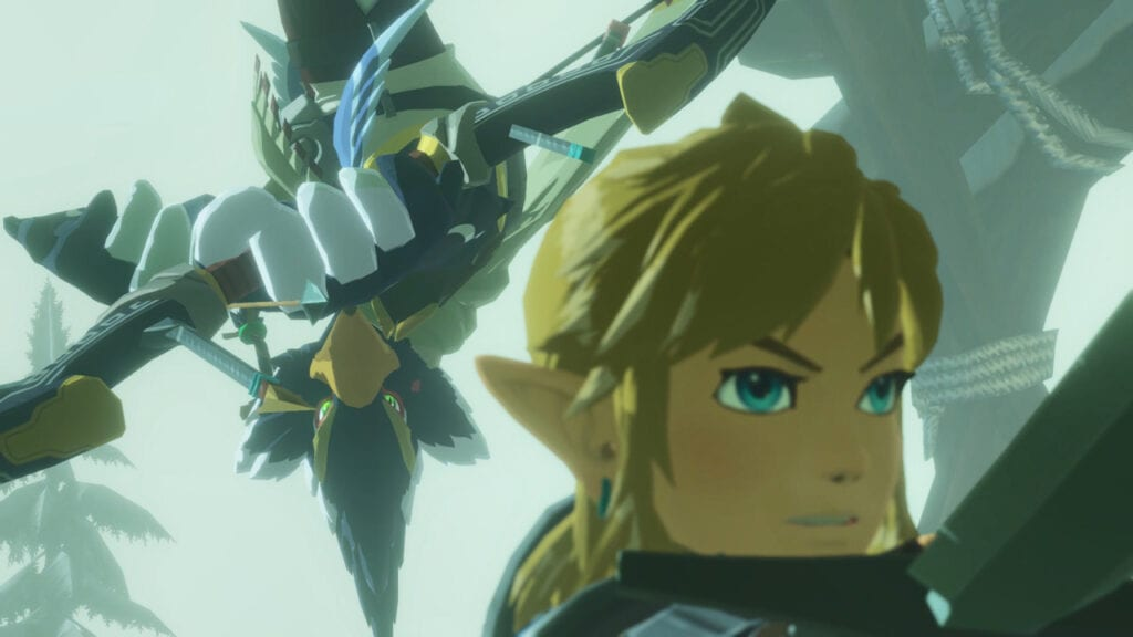 Hyrule Warriors: Age of Calamity Demo