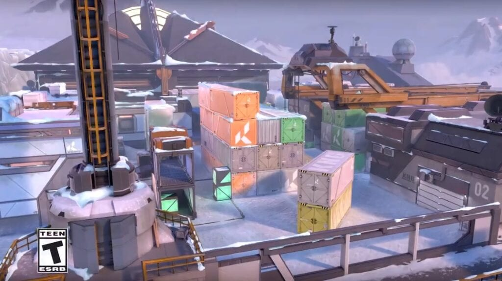 Valorant Debuts Act III's New Map, 'Icebox' (VIDEO)