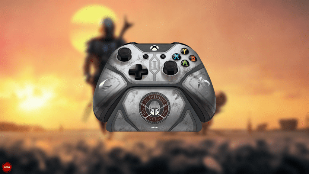 The Mandalorian Official Xbox Controller Revealed