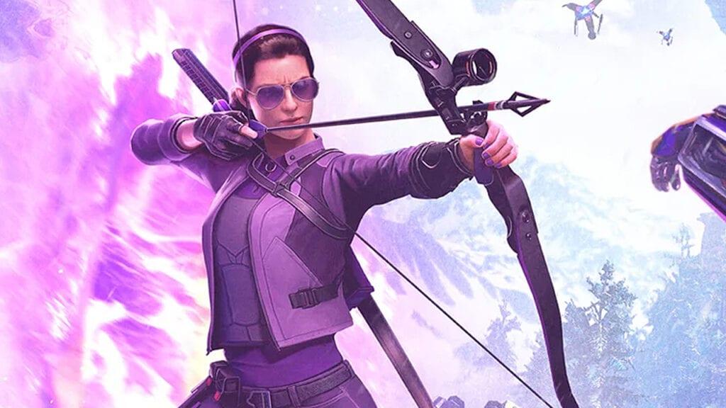 Marvel's Avengers Kate Bishop Hawkeye