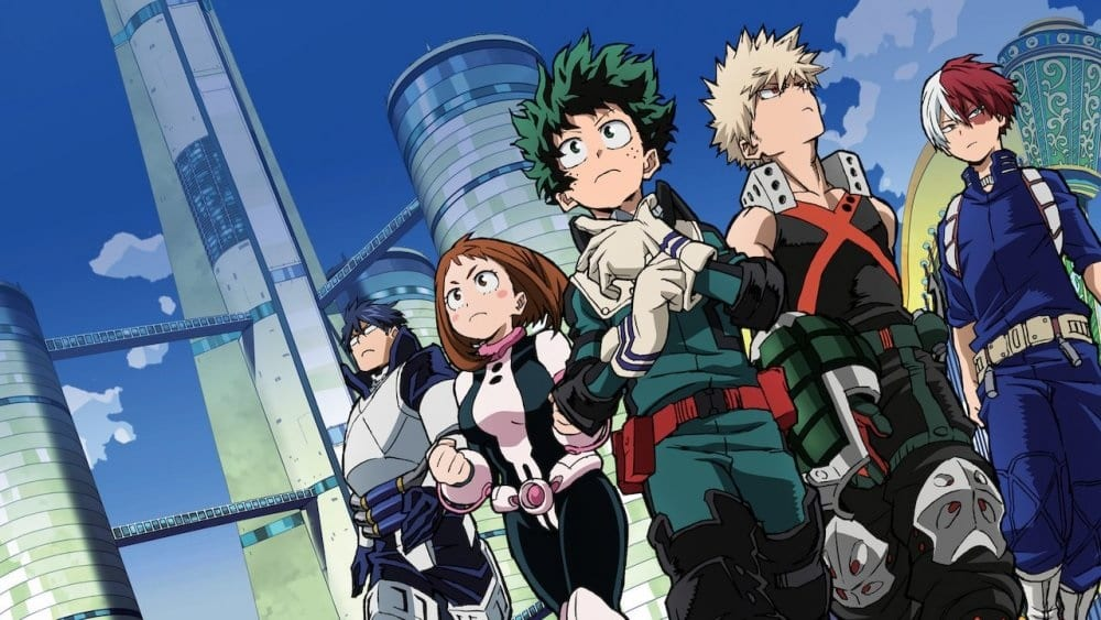 My Hero Academia Ultra Impact Game Announced For 2021