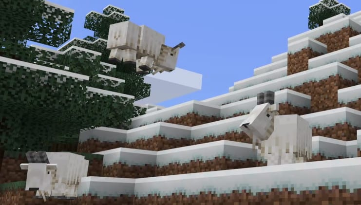 minecraft dungeons howling peaks