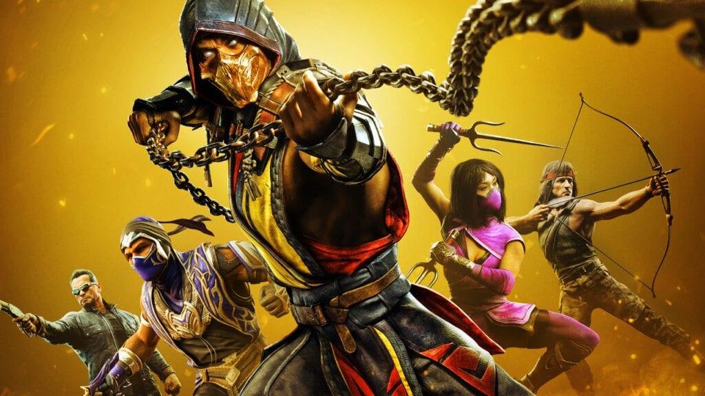 Mortal Kombat 11 Ultimate Box Art Kombat Pack 2