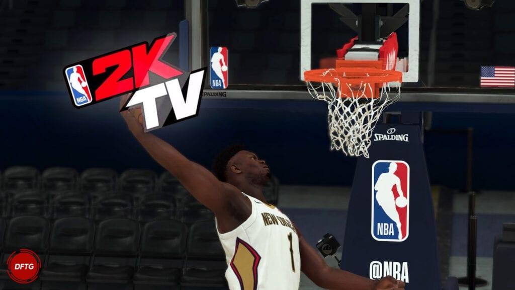 NBA 2K21 Ads 2K Games 2KTV