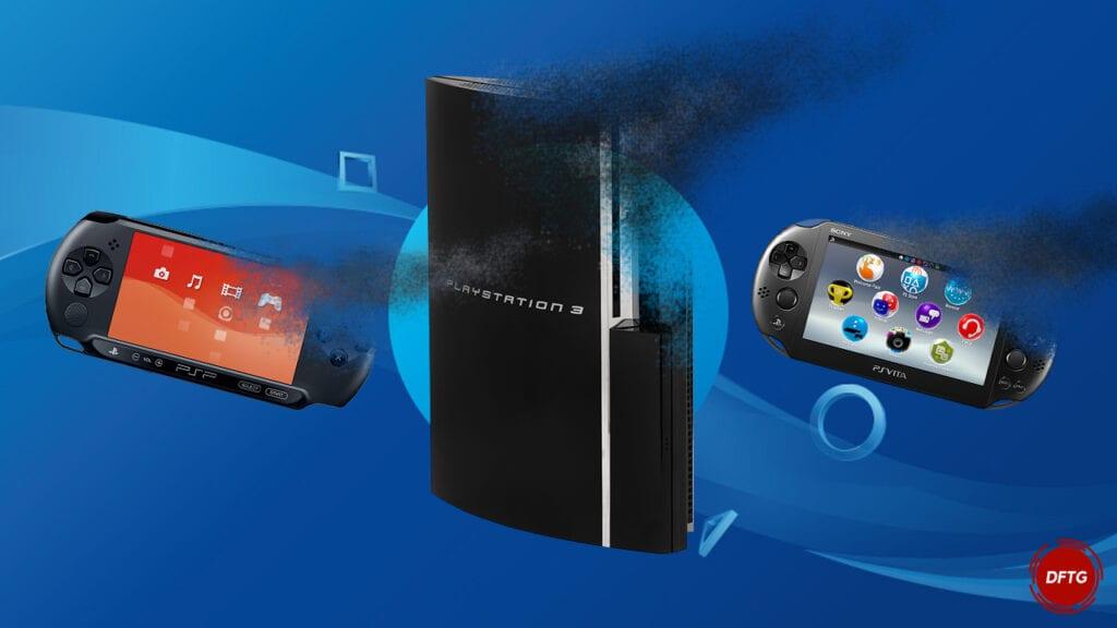 New PlayStation Store PS3 PSP PS Vita