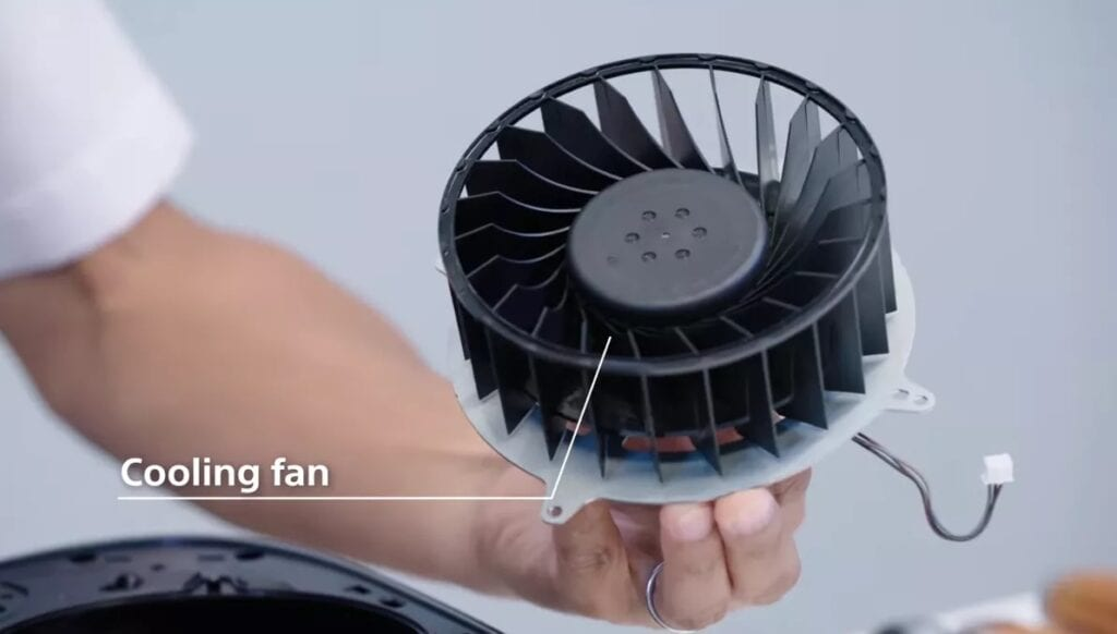 PS5 Cooling Fan Will Receive Optimization Updates Based On Player Data
