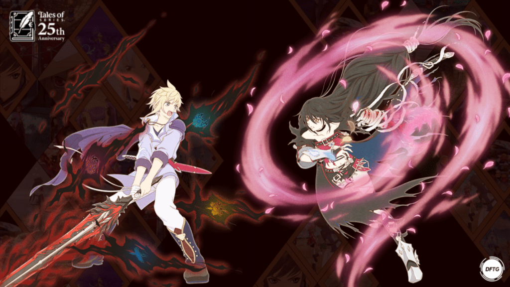 tales of 25th anniversary