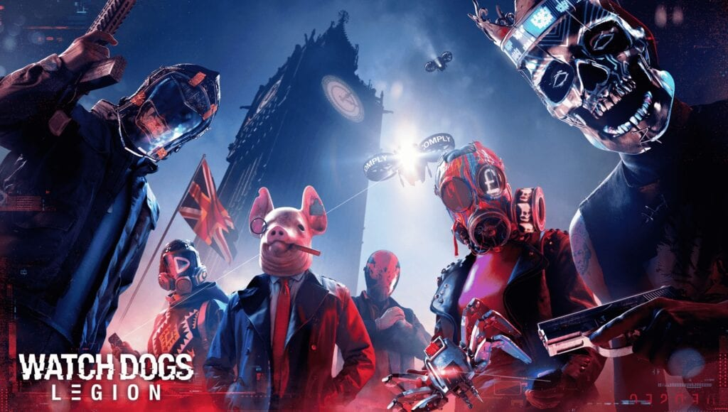 Watch Dogs Legion Performance Details Revealed for PS5, Xbox Series X