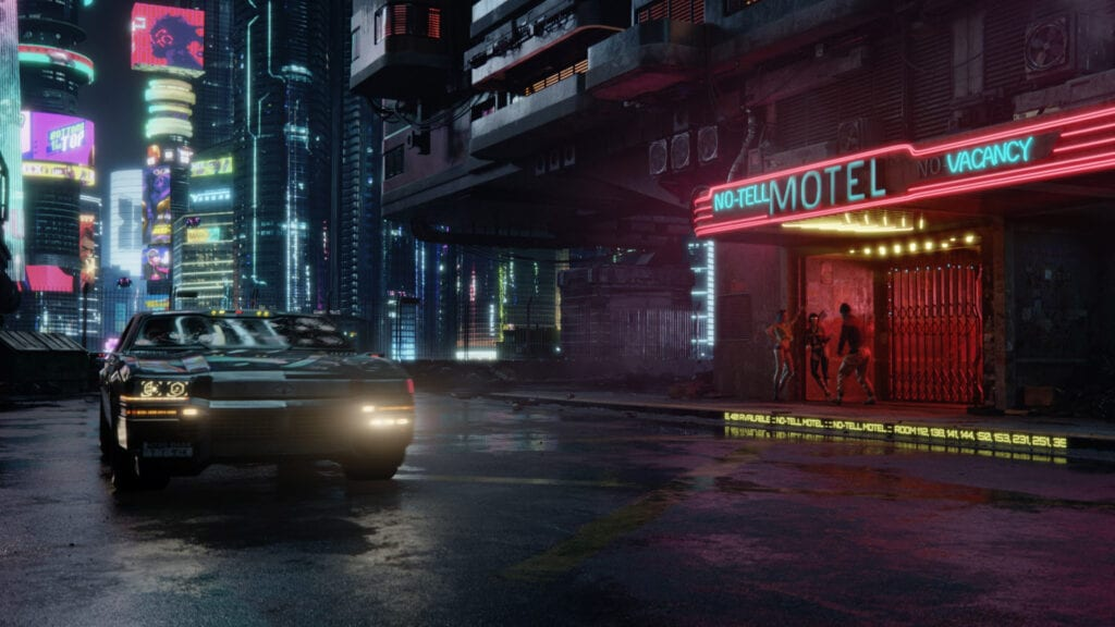 Cyberpunk 2077 Cross-Saves