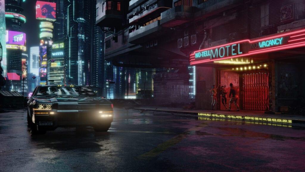 Cyberpunk 2077 Cross-Saves