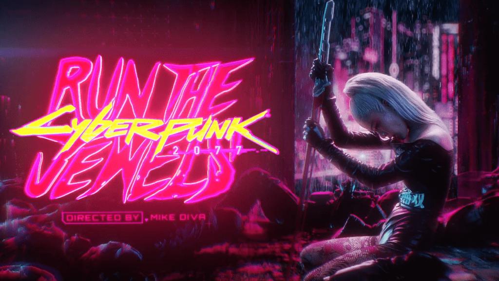 Cyberpunk 2077 x Run the Jewels No Save Point Music Video