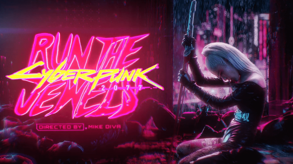 Cyberpunk 2077 x Run the Jewels No Save Point Music Video