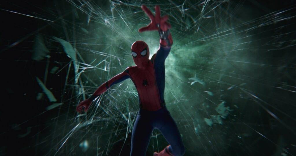 MCU Spider-Man 3 Set Photo