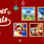 Nintendo Switch eShop Cyber Deals Sale