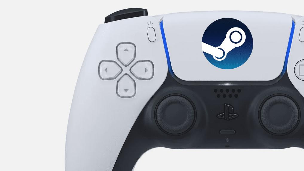 PS5 DualSense Steam