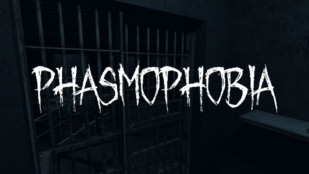 Phasmophobia Prison Level Beta