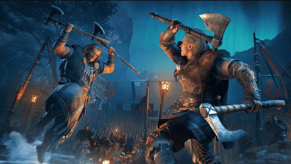 assassins creed valhalla update 1.0.4