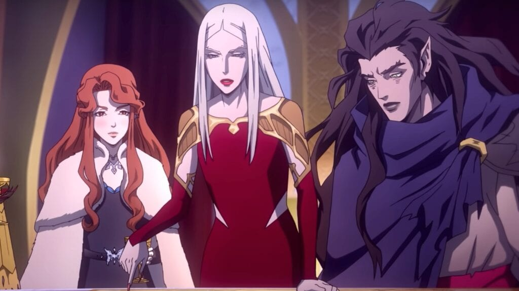 Castlevania Season 4 First Images Revealed