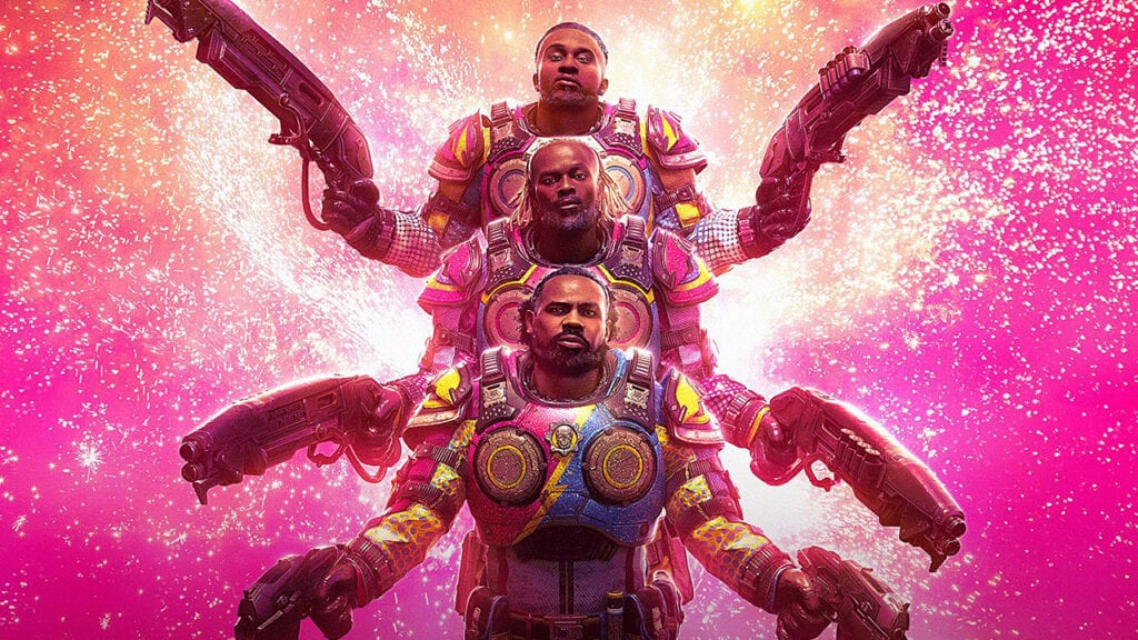 Gears 5 The New Day DLC