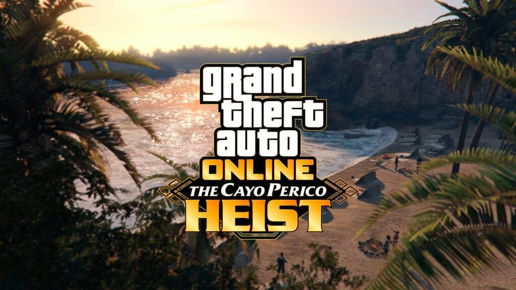 Cayo Perico Heist GTA Online