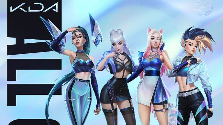 Just Dance Is Getting A Free K/DA Song For A Limited Time (VIDEO)