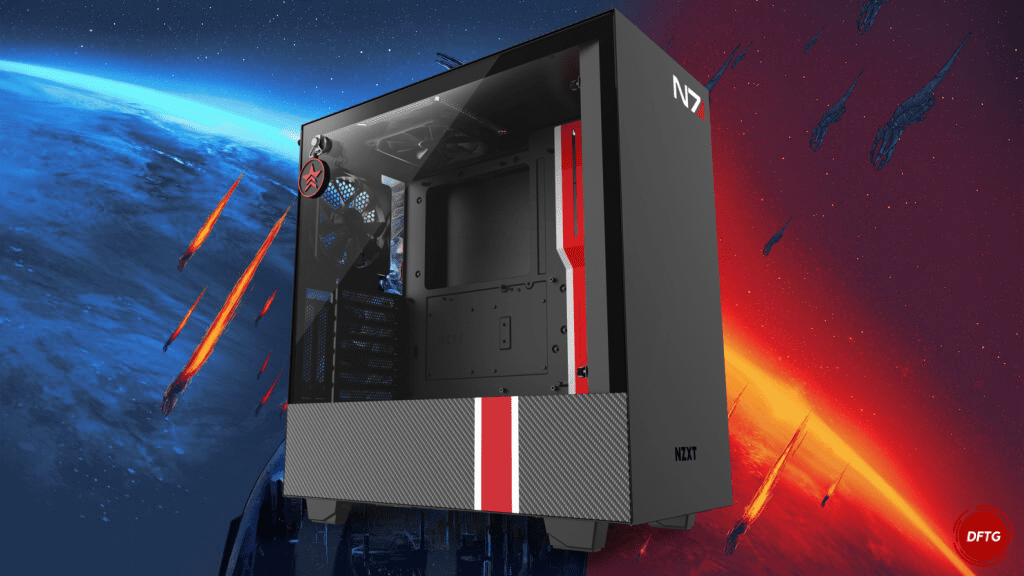 mass effect remaster pc case