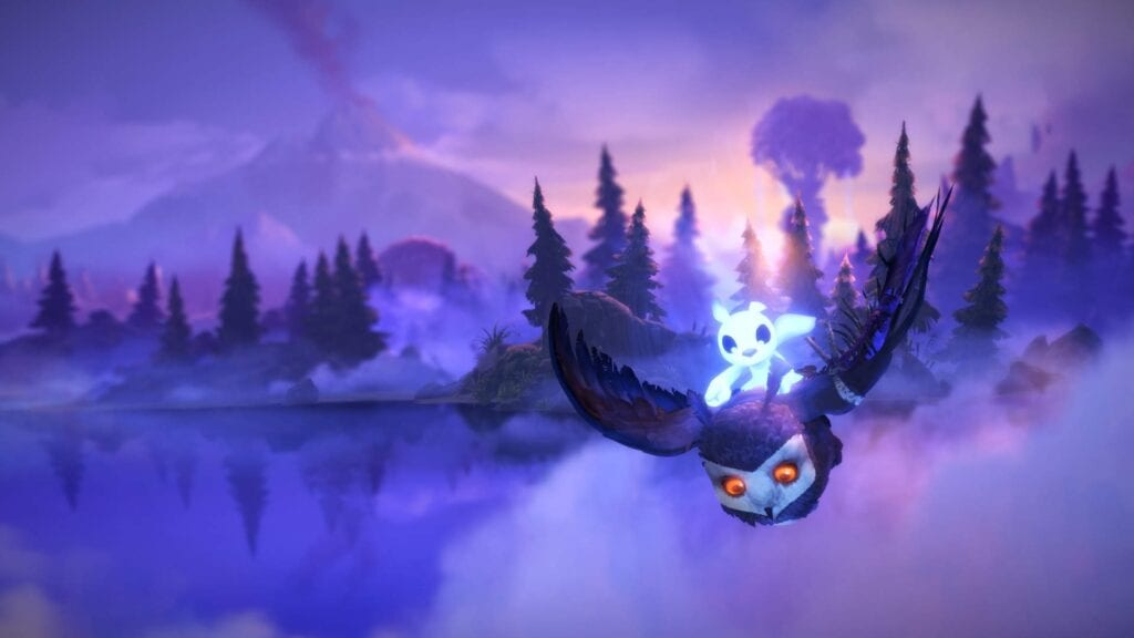 Ori And The Will Of The Wisps Next-Gen Enhancements Revealed