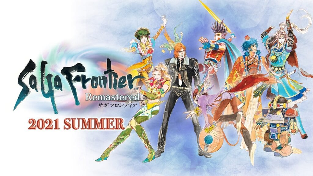 SaGa Frontier Remastered Announced For Consoles And Mobile (VIDEO)