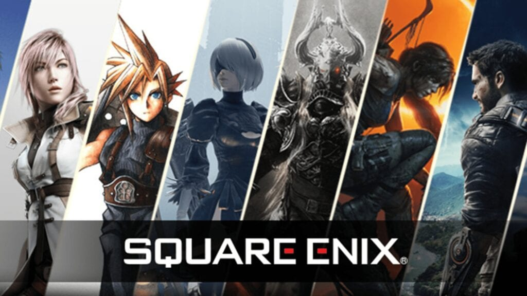 Square Enix Employees