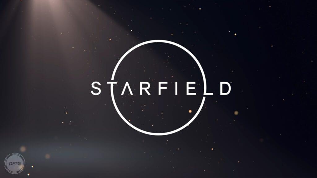 PS5 Starfield