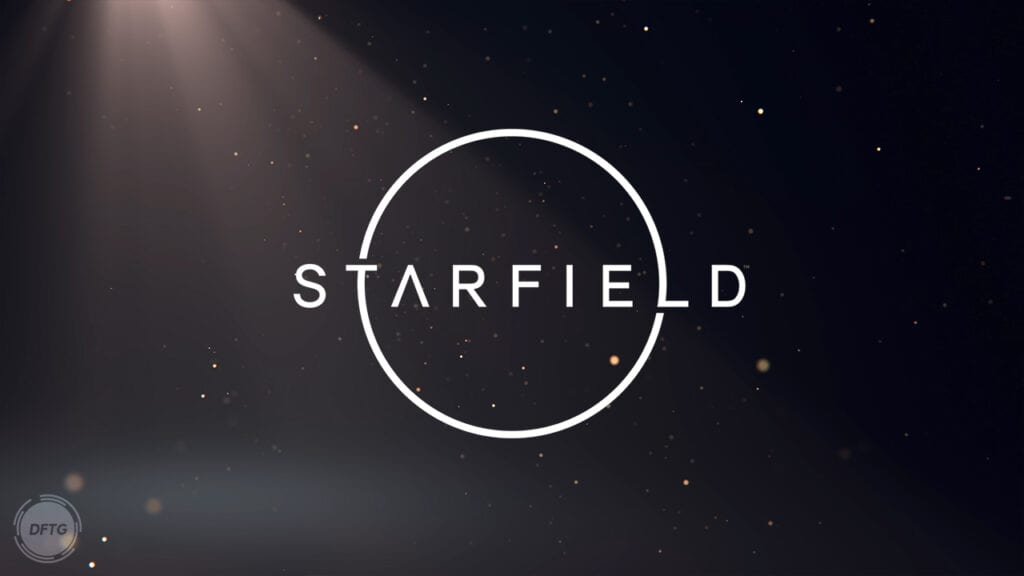 PS5 Starfield