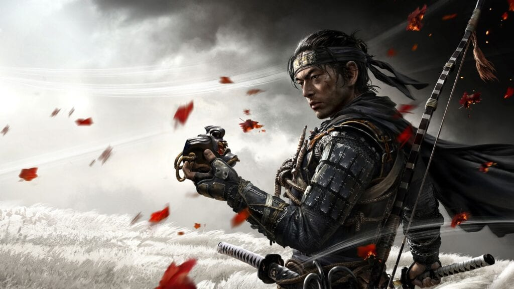 New Ghost Of Tsushima Patch Addresses Gear Drops, Player Disconnects, And More