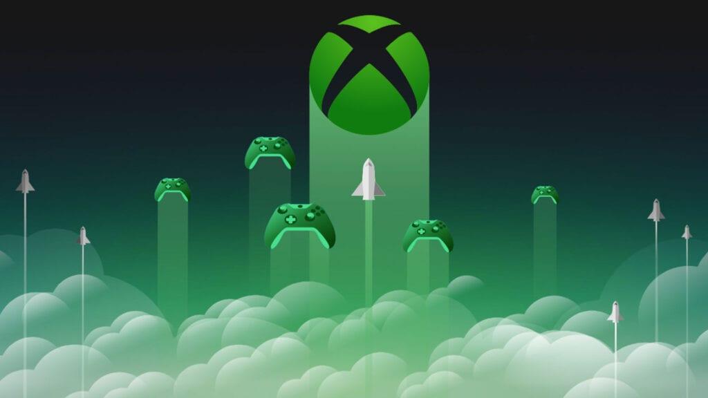 Xbox xCloud Streaming Microsoft xCloud