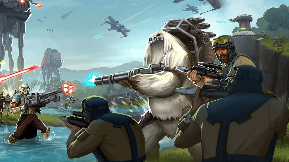 New Star Wars Game Now In Development From Zynga