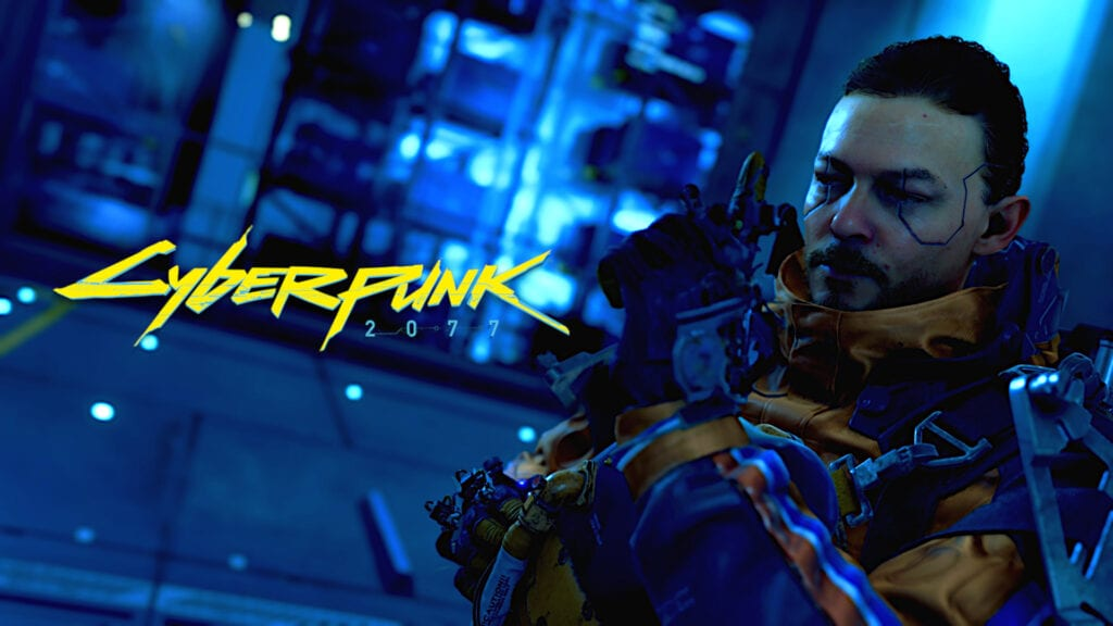 Cyberpunk 2077 Death Stranding