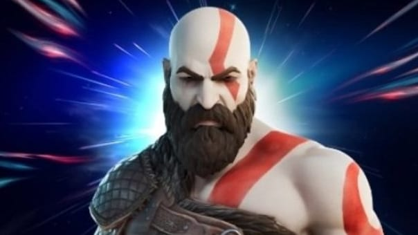 Fortnite Kratos Master Chief Skins