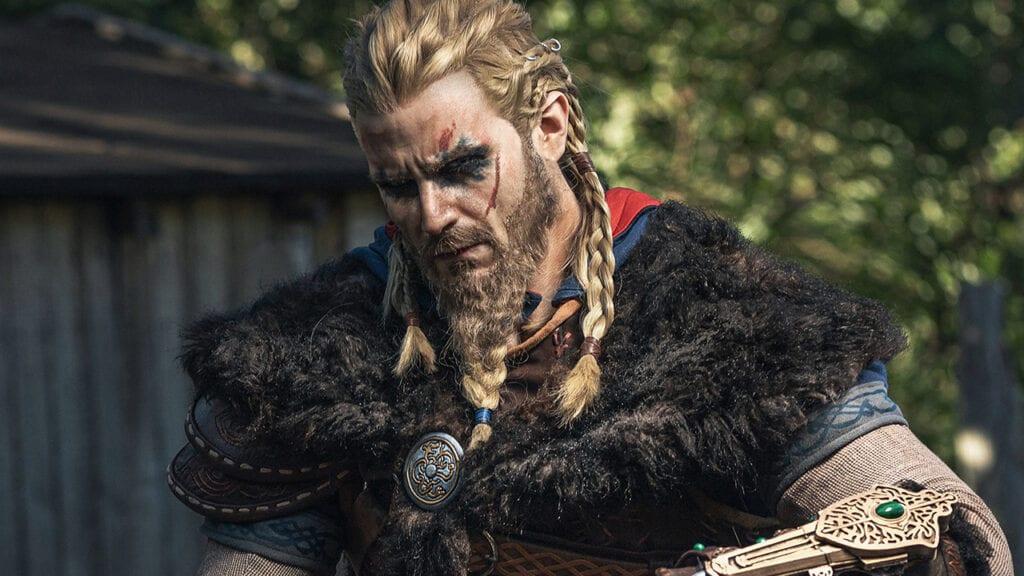 Assassin's Creed Valhalla Eivor Cosplay Taryn