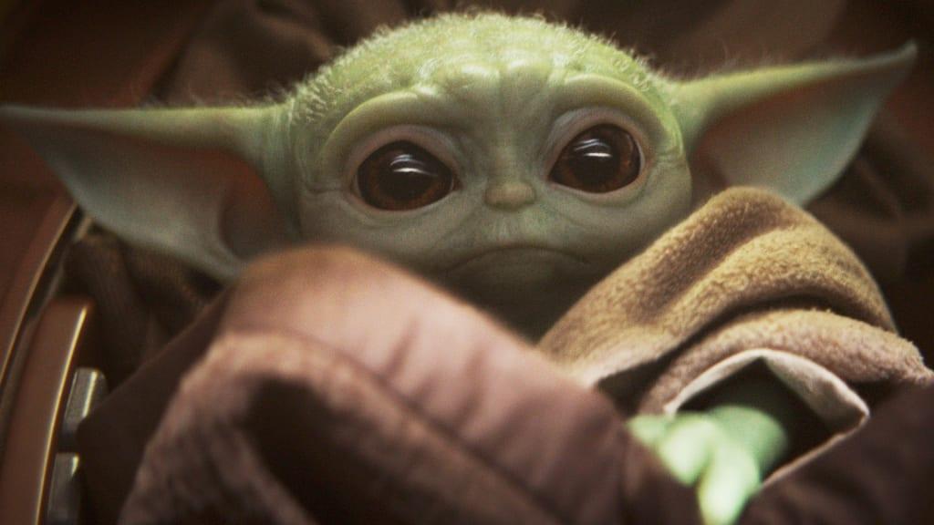 Dancing Baby Yoda