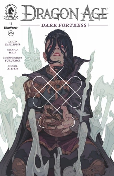 New Dragon Age Comic Series 'Dark Fortress' Sees The Return Of Fenris And The Inquisition