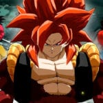 Dragon Ball FighterZ Super Saiyan 4 Gogeta GT