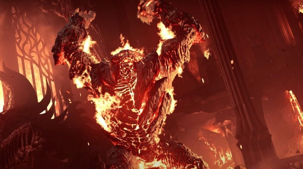 A Demon's Souls Streamer Has Beaten The Flamelurker With A Dance Pad (VIDEO)