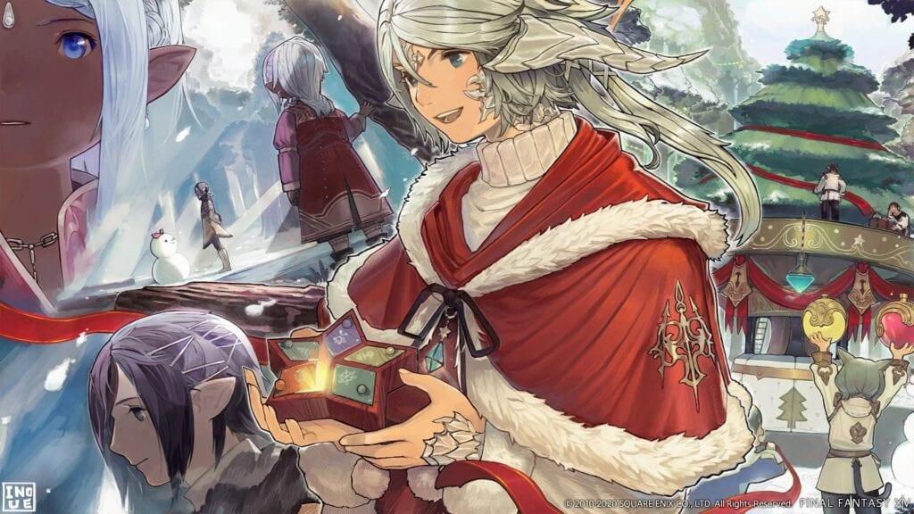Final Fantasy XIV Starlight Celebration 2020 Event Details Revealed