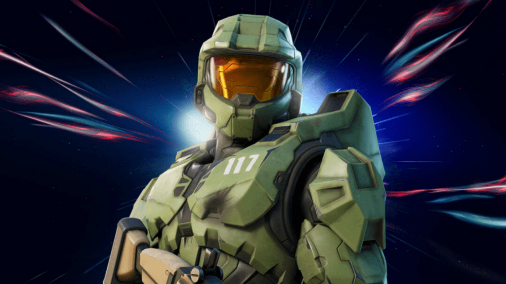 fortnite master chief the game awards